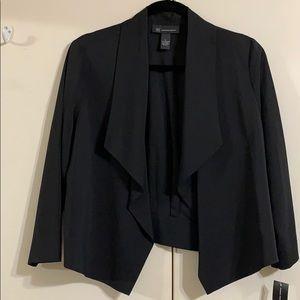 INC cropped jacket